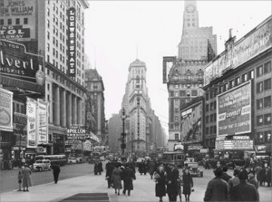 One Times Square Historical