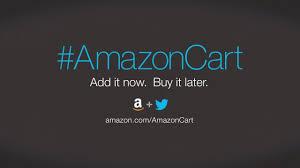 AmazonCart via Twitter